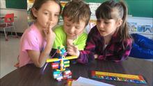 Interview with STEM Snowman challenge team